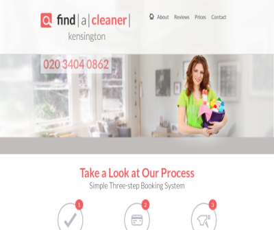 Find a Cleaner Kensington Cleaning Services