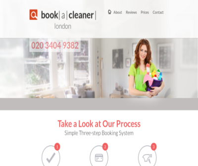 Book a Cleaner London Reliable Cleaners in London