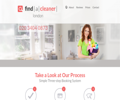Find a Cleaner London Reliable Cleaners in London