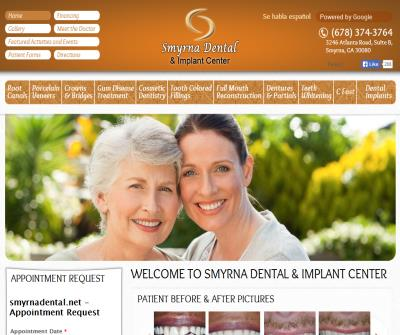 Smyrna Dental & Implant Center in Symrna Georgia