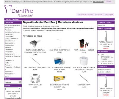 Dentpro - Your dental deposit