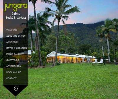 Jungara   Cairns Bed and Breakfast  Unique Accommodation - BnB