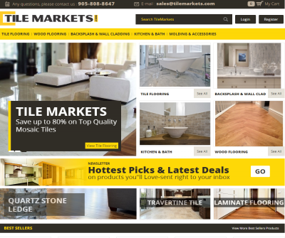 TileMarkets - Tile Wholesaler