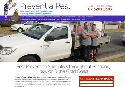 Prevent A Pest - Pest & Termite Treatment Gold Coast, Ipswich, Logan, Brisbane