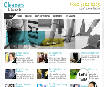 Cleaners Lambeth