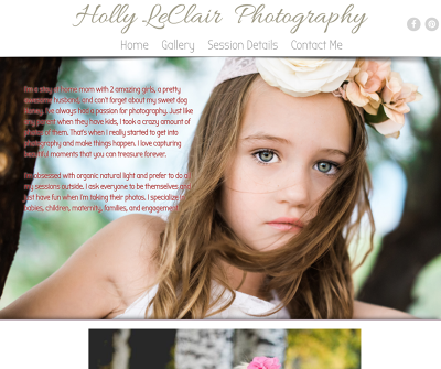 Holly LeClair Photography | Family and Children Photography