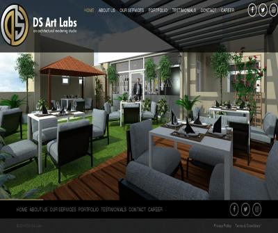 DS Art Labs 3D Images for Architects, Developers, Interior Designers, India