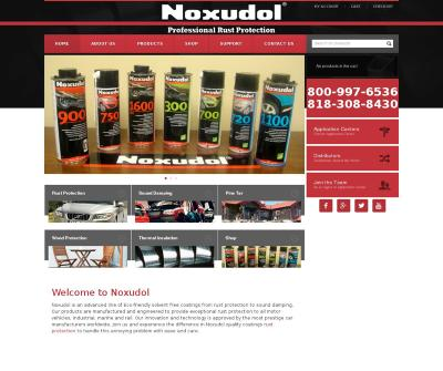 Noxudol USA  Rust Protection, Sound Damping, Pine Tar Products