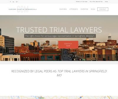 Carver, Cantin & Mynarich Criminal Defense Lawyers Springfield MO