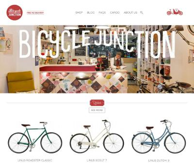 Bicycle Junction Bike Shop New, Builds, Fixes Bicycles New Zealand
