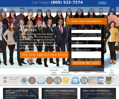 Wilshire Law Firm - Los Angeles Personal Injury and Car Accident Lawyers