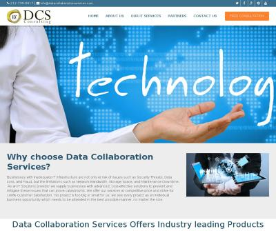Data Collaboration Services IT Support Services New York NY