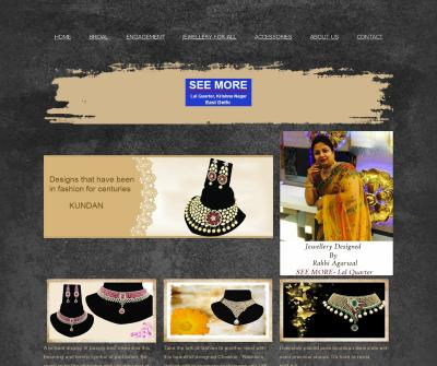 Premium Bridal Jewellery on Rent Delhi NCR