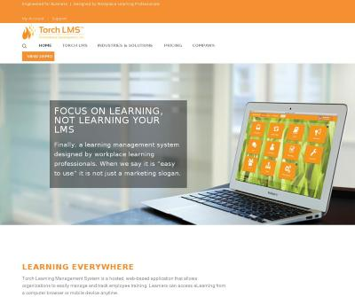 Torch LMS Learning Management System Online Employee Training