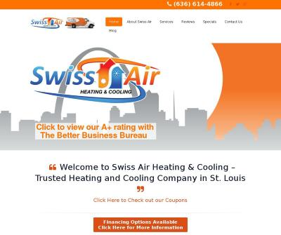 Heating and Cooling in St Louis