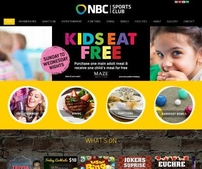 NBC Sports Club Dining, Entertainment, Weddings Northmead Australia