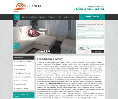 Fito Cleaners Finchley Domestic Commercial Cleaning Services