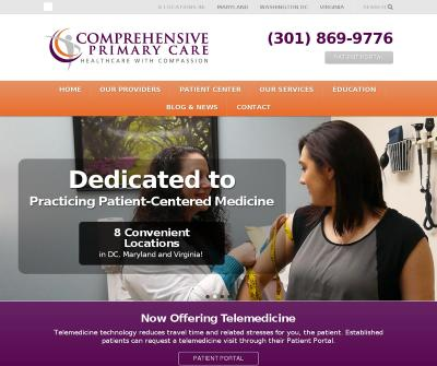 Comprehensive Primary Care Chronic Care Management DC, Maryland and Virginia