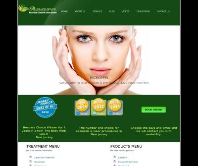 Anara Medspa & Cosmetic Laser Center, Aesthetic Day Spa Body-shaping  New Jersey