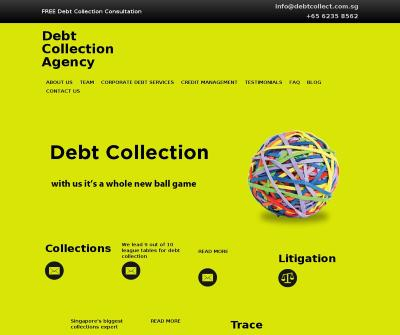Debt Consultation Singapore Premier Debt Recovery Expert Collection Service