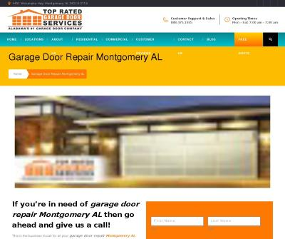 Garage Door Repair 24-hour Emergency Garage Door Services Montgomery AL