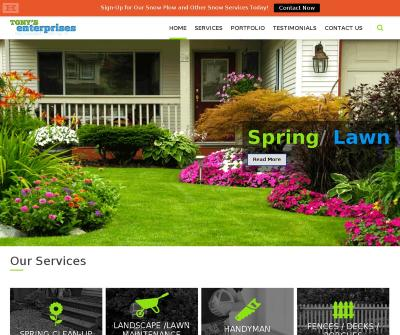 Tony's Enterprises Quality  Full-service General Contracting Remodeling in Anchorage, AK