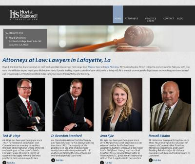 Hoyt & Stanford - Family Law Attorneys, Estate Planning Attorneys Lafayette LA