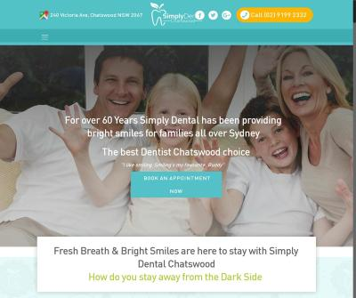 Simply Dental Chatswood - Chatswood Dentists in Sydney