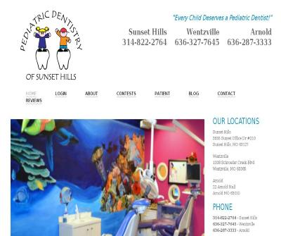 Pediatric Dentistry of Sunset Hills Arnold, MO 63010