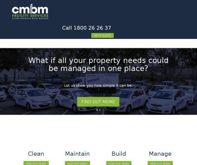 CMBM Facility Services Commercial Building Maintenance, Renovations Queensland Australia