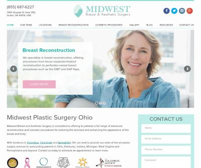 Midwest Breast and Aesthetic Surgery Advanced Reconstructive, Cosmetic Procedures Plastic Surgery Ohio