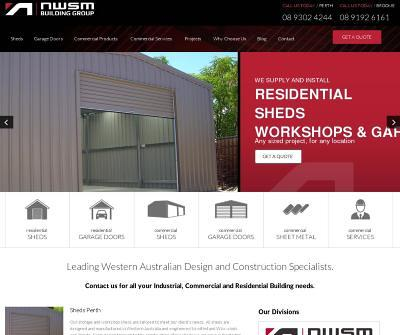 NWSM Building Group - Sheds Perth & Garage Doors Perth Western Australia