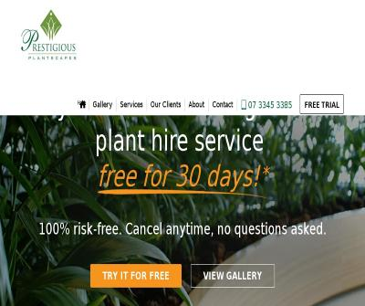 Prestigious Plantscapes Office Plant Hire brisbane, Indoor Plants