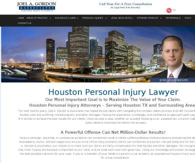 Joel A. Gordon & Associates Personal Injury Attorneys
