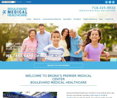 Boulevard Medical Healthcare