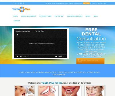 Affordable Dentists- Teeth Plus Clinic
