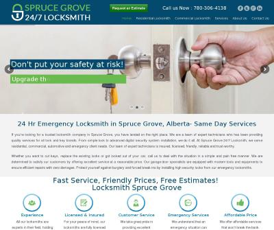 Spruce Grove 247locksmith