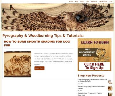 Pyrography Woodburning Tips & Tutorials How To Burn Realistic Eyebrows and Deer Fur