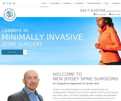 New Jersey Spine Surgeons