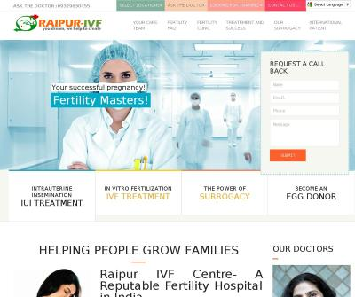 Raipur IVF India Diagnosing Infertility Surrogacy IUI ICSI HSG Laparoscopy Hystereoscopy
