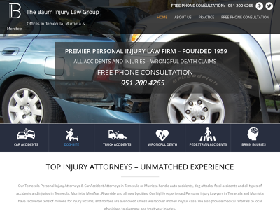 Truck Accidents Attorney Menifee