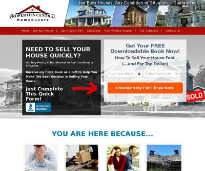 Properties Central Home Buyer