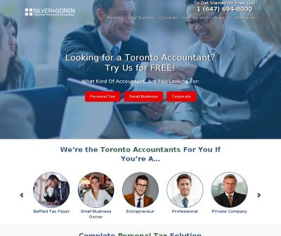 Silver Goren Toronto Small Business Accountants