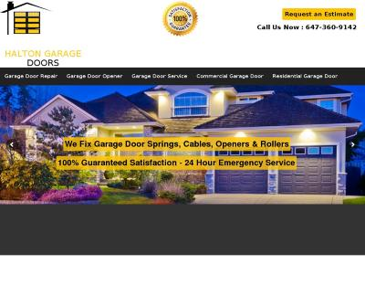 Garage Door Oakville