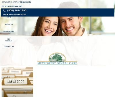 Metrowest Dental Care