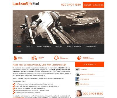 Locksmith Earl Security Systems And Locksmith in United Kingdom