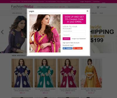 Indian Online Ethnic Store