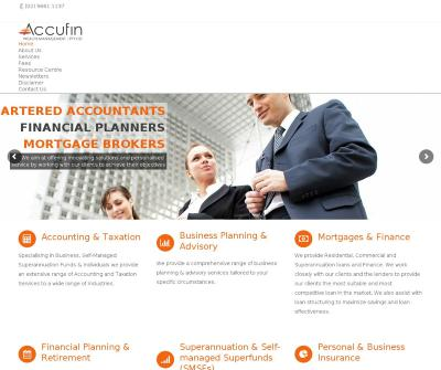 Accufin Wealth Management Pty Ltd