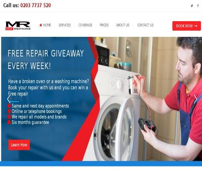Mix Repairs London Appliance Repair Company in London