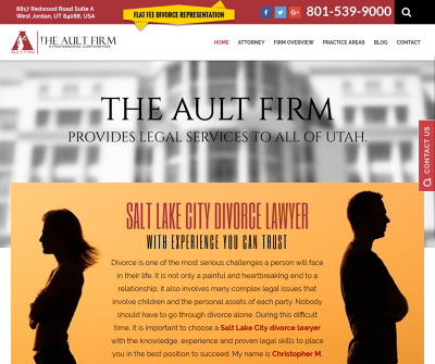 Divorce Lawyer in Salt Lake City, Utah